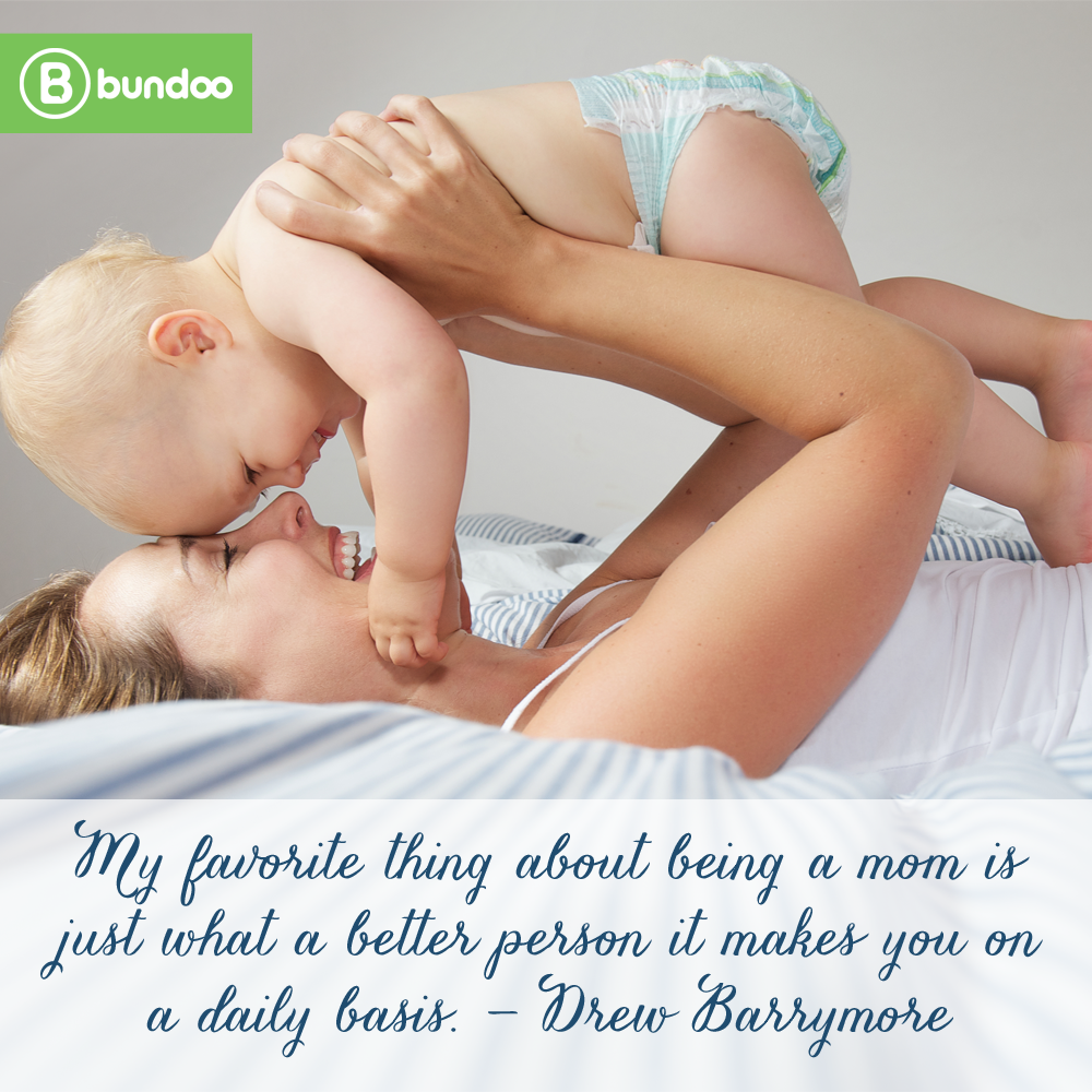Drew Barrymore parenting quote