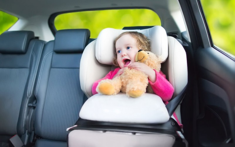 Safety tips for car seats