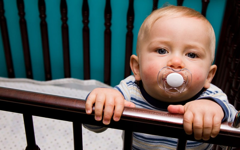 Are baby pacifiers dangerous?