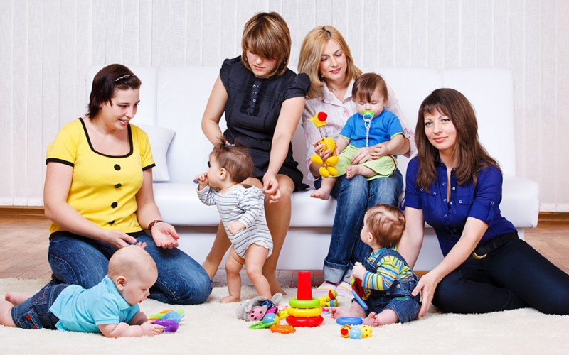 Picking a playgroup for your child