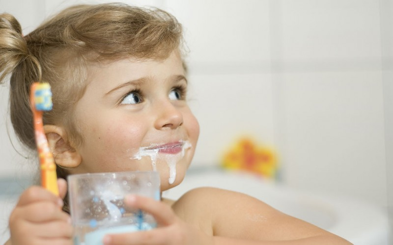Is fluoride safe for babies?