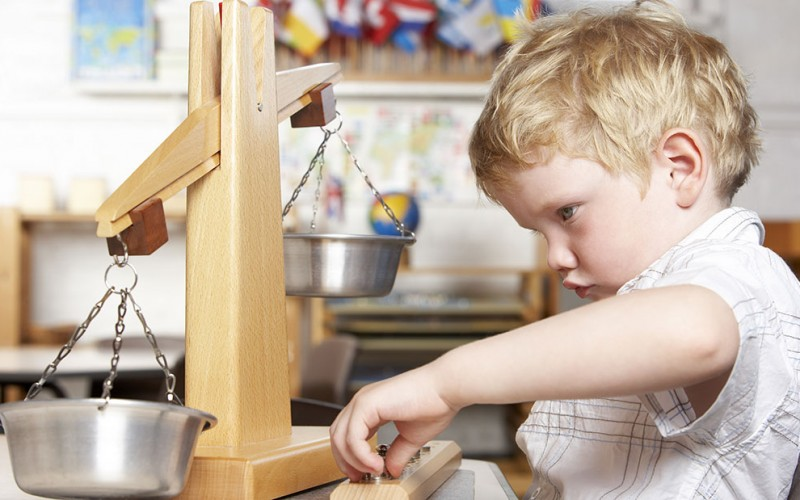 What is the Montessori approach to education?