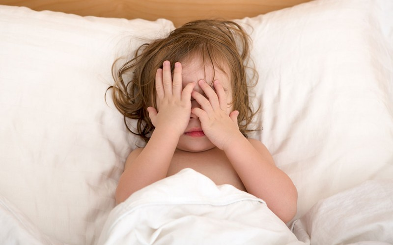 What are night terrors?