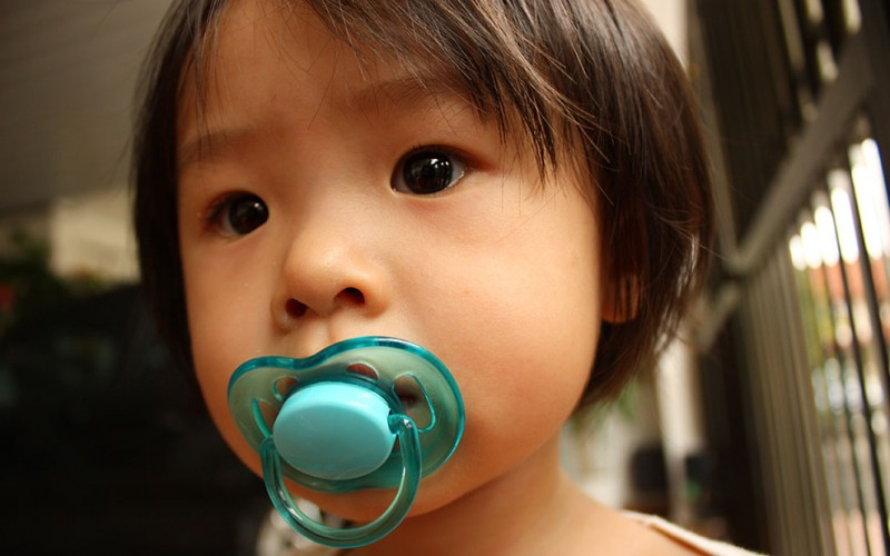 When to wean from a pacifier