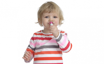 What happens if my child eats lipstick?