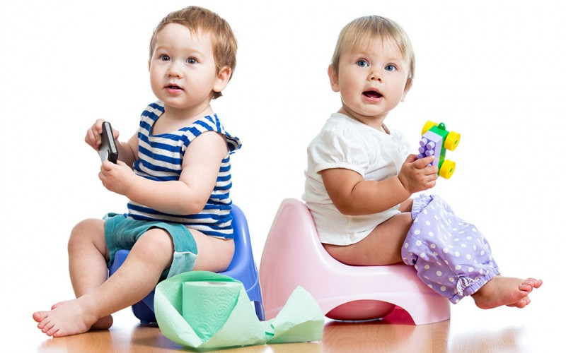 How long should potty training take?