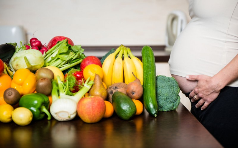 Is it safe to be pregnant and vegetarian?