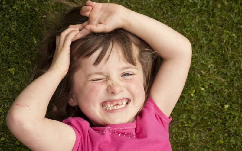 Teeth injury in children: knocked-out teeth