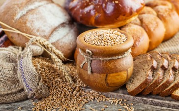 Baby steps to healthy weight: whole grains
