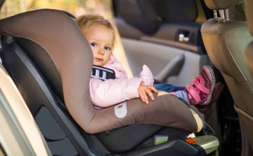 My car has both the LATCH system and the regular car seat belt in the back, but which one is better?