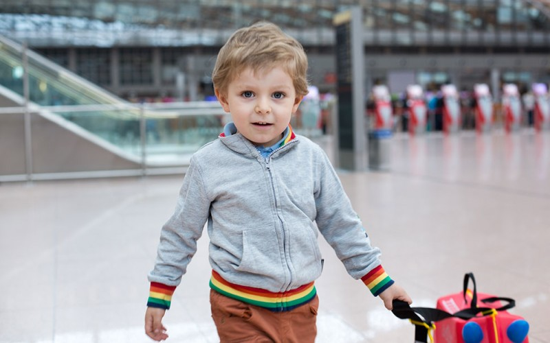 What should you pack in your child's travel bag?