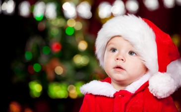 "Bundoo's Twelve Days of Christmas: ""Mom, is Santa white?"" and other tricky questions"