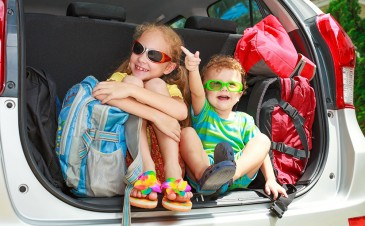 What should I pack in my child's first aid travel kit?