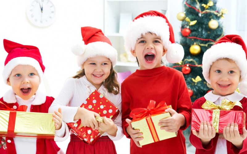 QOD: We've been busy doing all the usual holiday fun but my children are even more demanding than usual, help!