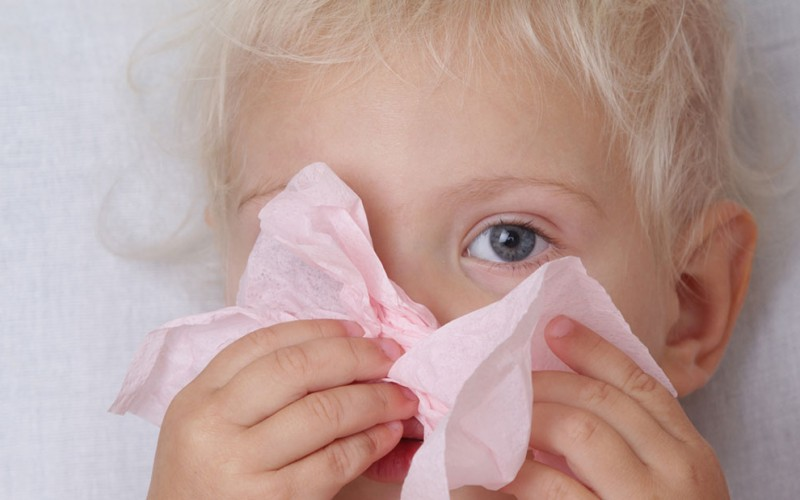 How can I treat the common cold?