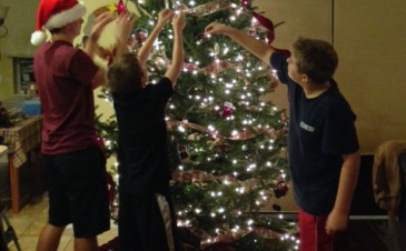 Bundoo's Twelve Days of Christmas: Starting Traditions with Tree Decorating