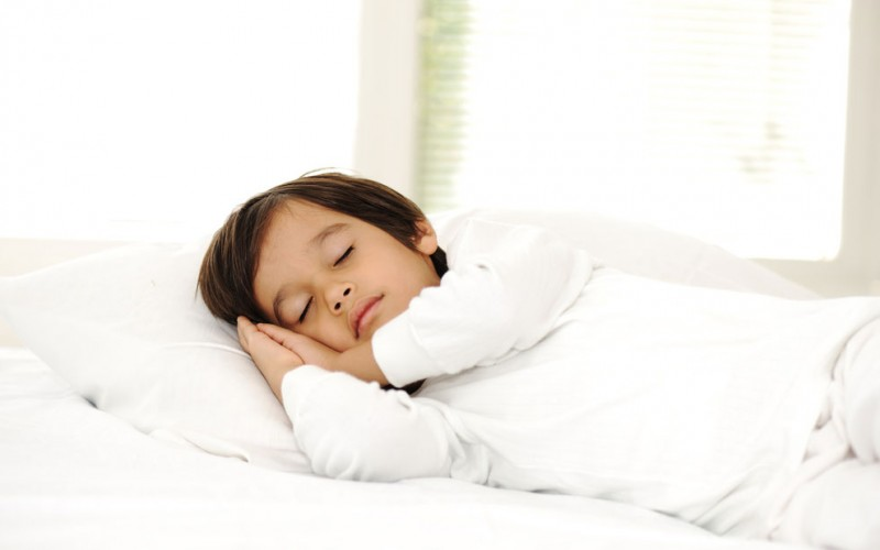 Sleep apnea in kids: recognizing the symptoms
