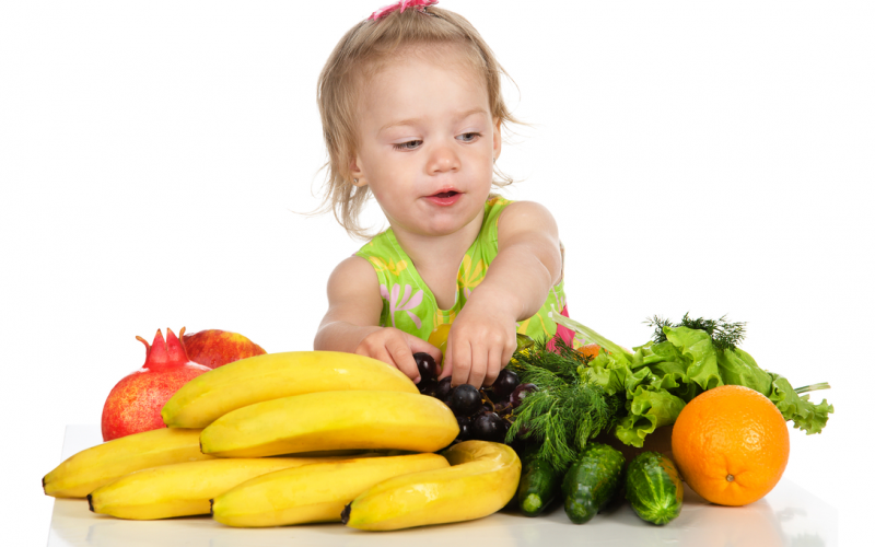 Top superfoods for babies