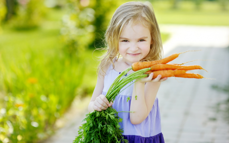 Are vegan diets safe for kids?