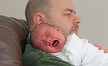 Can probiotics prevent colic in newborns?
