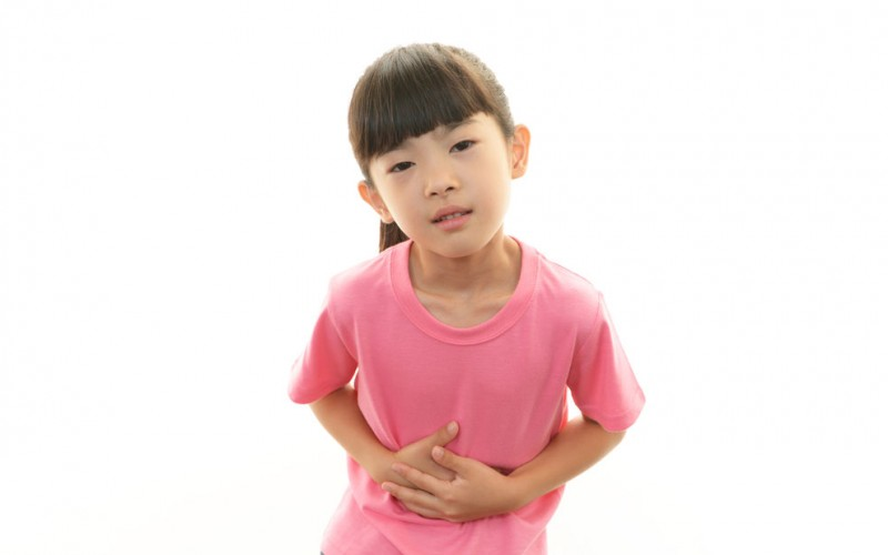 Giardia intestinalis infections in children