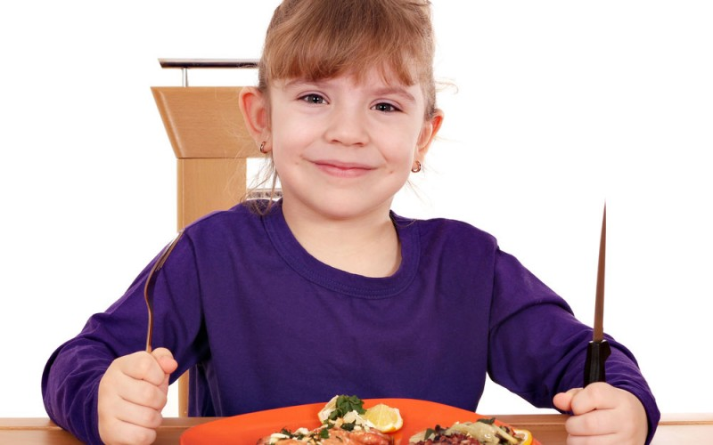 Protein requirements for children