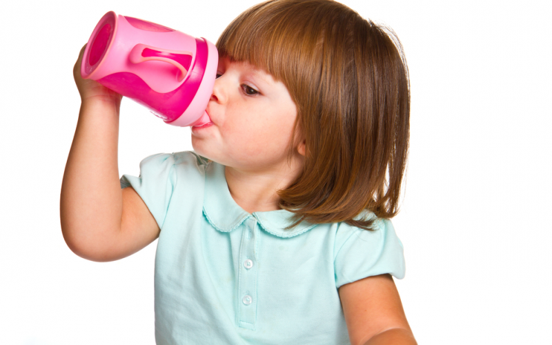 QOD: I'm transitioning my child from breast/bottle to cup. What type of cup should I use?
