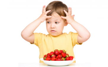 Picky eating: passing phase or parenting problem?