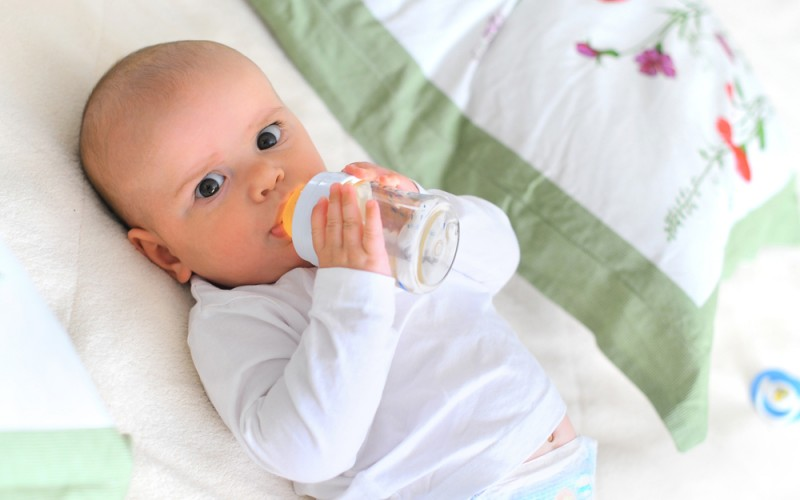 What is the best bottle for a breastfed baby?