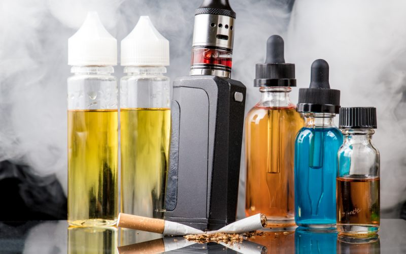 Why it's not OK to smoke e-cigarettes around kids