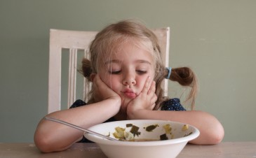 Does your child have a feeding disorder?