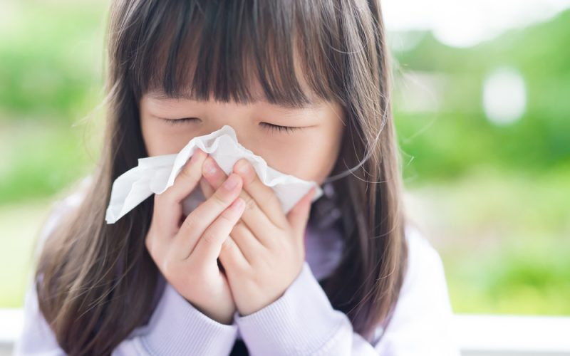 How to spot sinusitis in your child