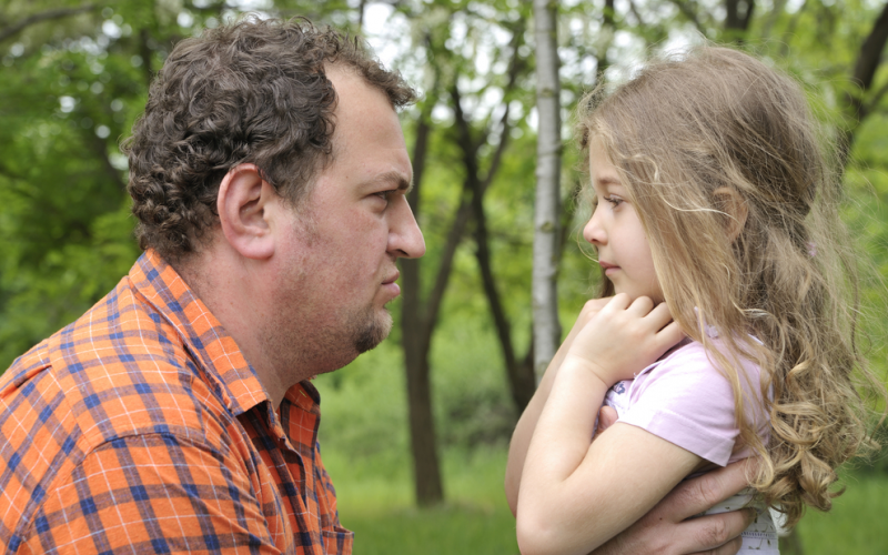 Why you shouldn't make your kid say they're sorry