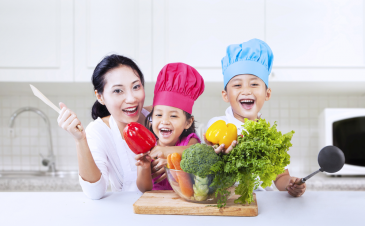 3 ways to make healthier recipes for your family