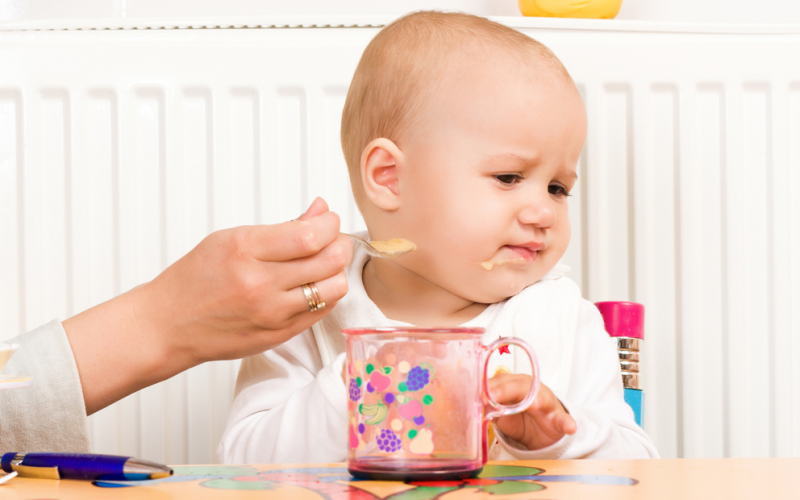 4 major feeding mistakes you're making