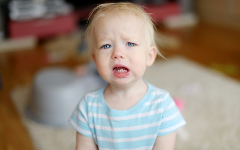 QOD: My toddler just finished antibiotics, now has persistent diarrhea. Should I be worried?