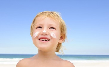 When can I begin using sunscreen on my baby?