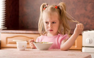 Why isn't my toddler eating as well as she did when she was a baby?