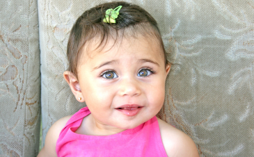 The right way to have your child's ears pierced