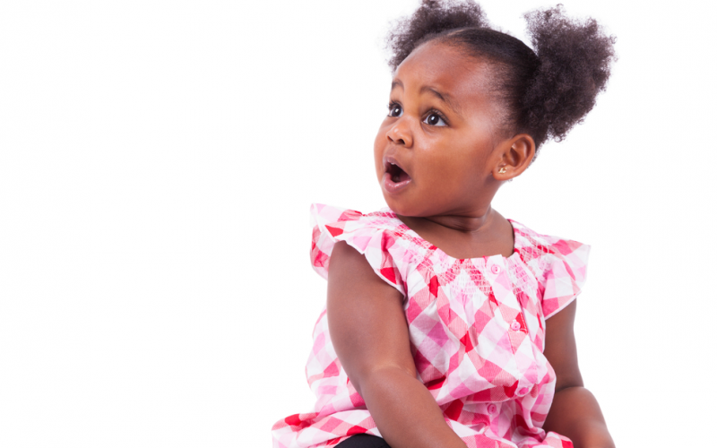 Your toddler can tell when you're lying