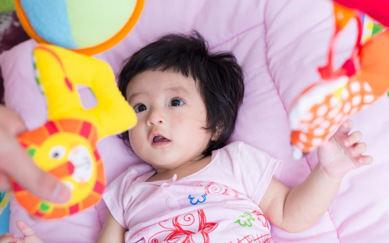 Your Baby: 4 Months Old
