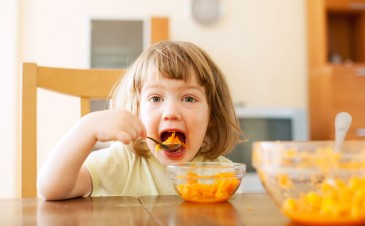 QOD: How long should I expect my child to sit for a meal or a snack?