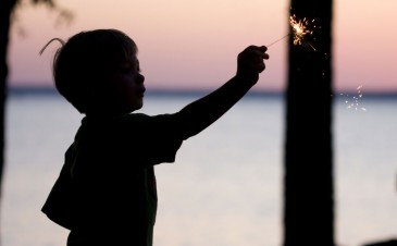 QOD: What is the best way to keep kids safe around fireworks?
