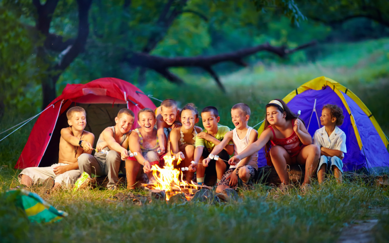 5 ways for kids to camp safely