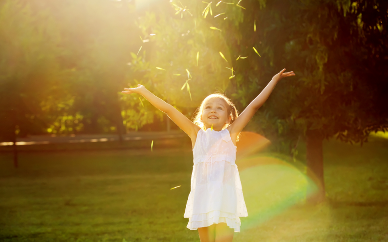 How to treat heat-related illnesses in children