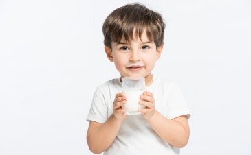 What are the best sources of calcium for my child?