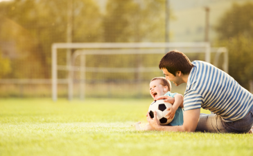 Should your toddler play sports?