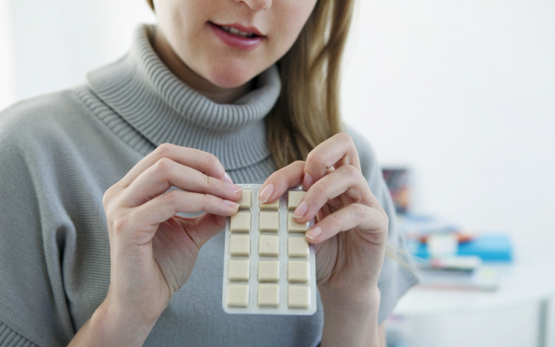 Are nicotine replacement products safe for pregnant women?