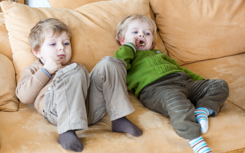How TV advertising is influencing your child's weight