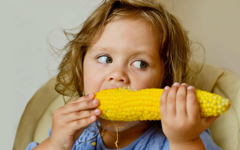 QOD: How often should I offer veggies to my toddler?